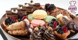 French Pastry Tray