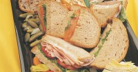 Working Luncheon Sampler - Artisan Deli