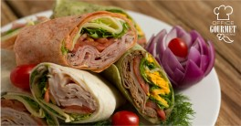 Working Luncheon Sampler - Classic Wraps