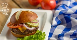 Elbow RIver | BBQ Beef Burgers