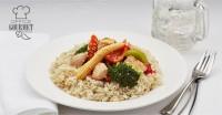 Qing Dynasty | Sesame Chicken & Broccoli Stir-fry