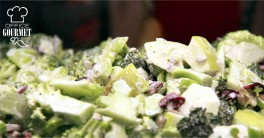 Bountiful Broccoli Salad