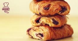 Gourmet Chocolate Croissant