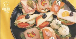Scandinavian Open-Face Sandwiches