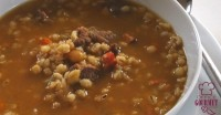 Alberta Prime Beef and Barley Soup