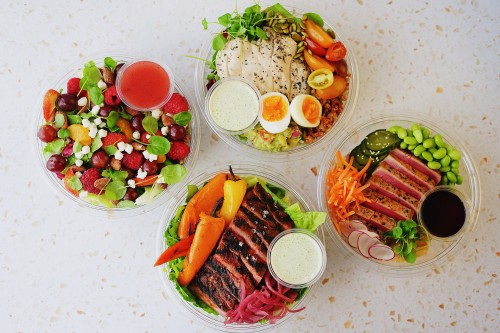 Full Meal Salads
